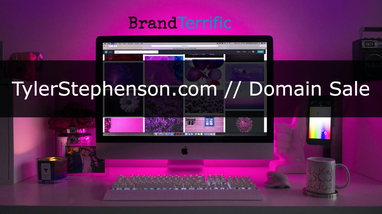 TylerStephenson.com
