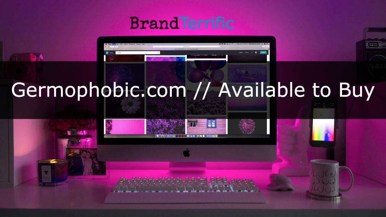 Germophobic.com