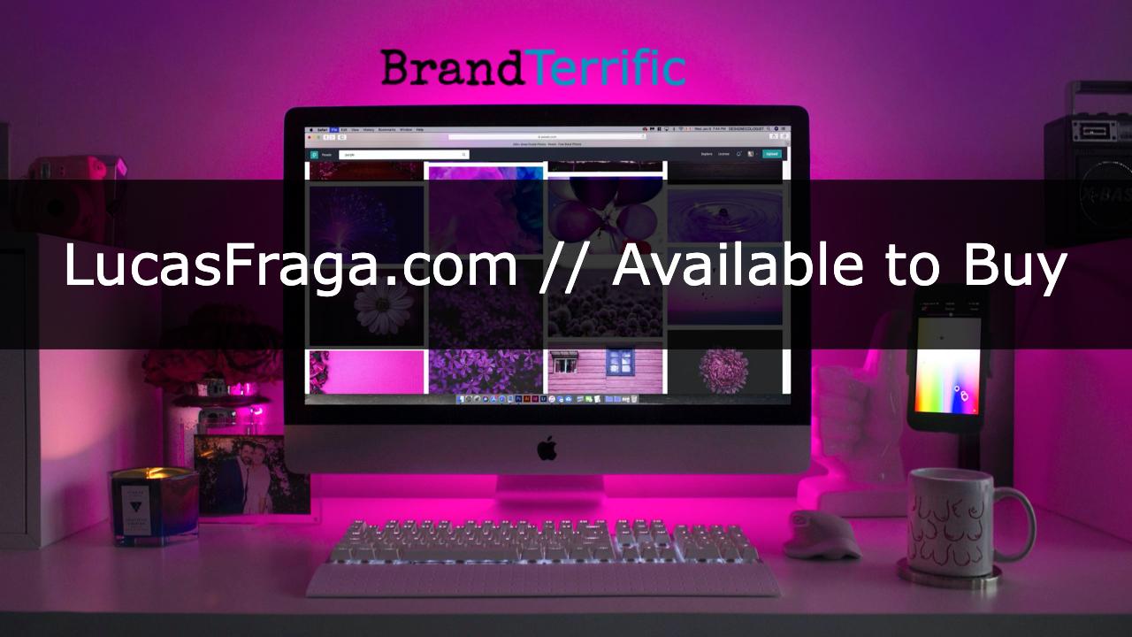 LucasFraga.com