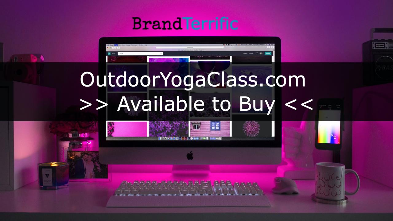 OutdoorYogaClass.com