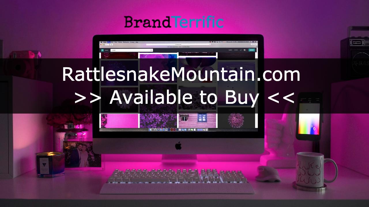 RattlesnakeMountain.com